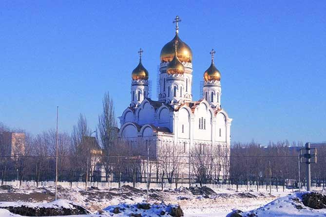 Погода в Тольятти с 16 по 18 марта 2019 года