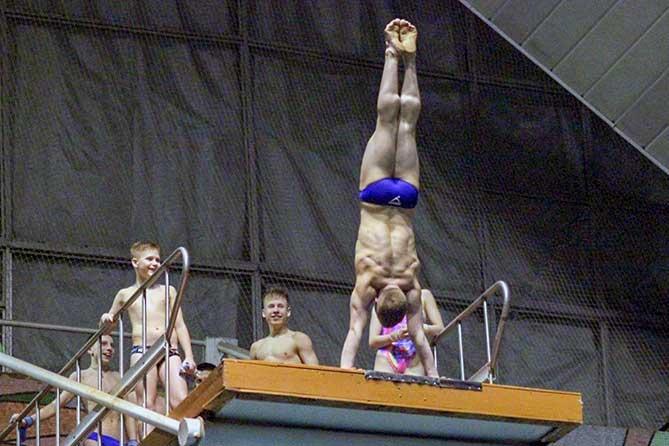 Всероссийские соревнования по прыжкам в воду «Ласточки Жигулей 2019»