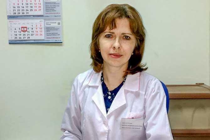 Участковый врач-терапевт Людмила Лысова: Чрезвычайно важно, чтобы человек не остался один на один со своей болью, важно ему помочь