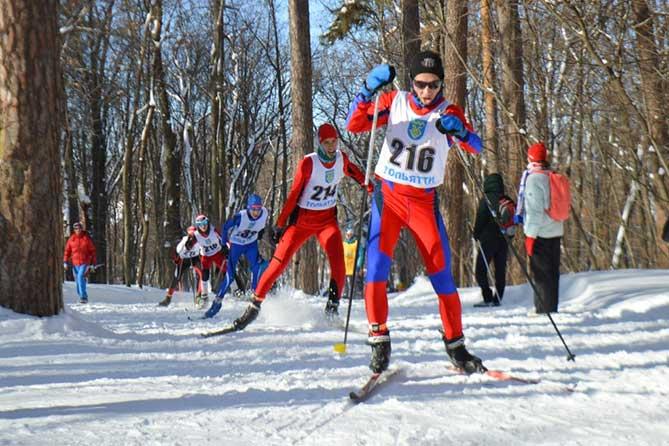В Тольятти 2 и 3 марта 2019 года в лыжном марафоне приняли участие 3636 человек