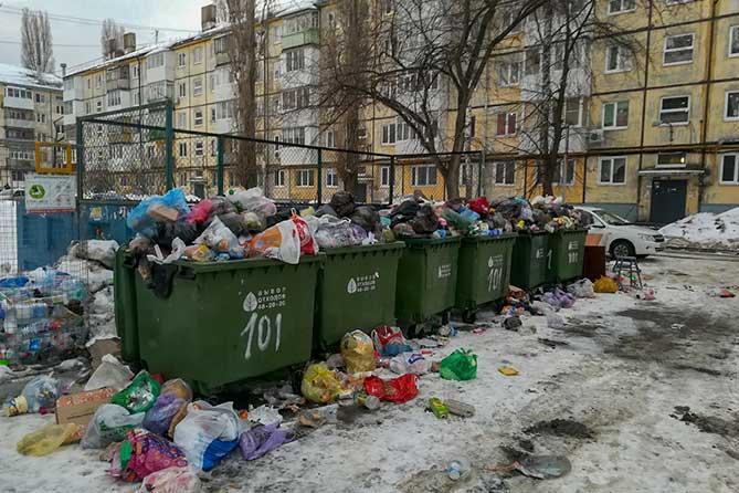 Мусорная реформа в Тольятти: Кто должен убрать площадку для мусора и купить контейнеры