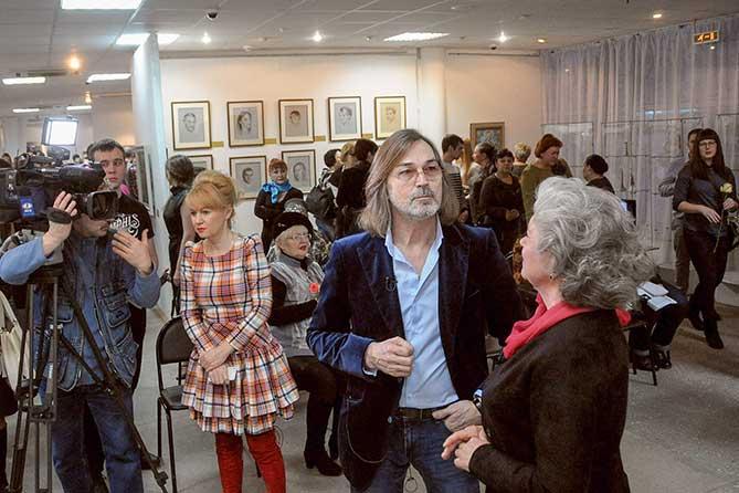 В Тольятти с 29 марта 2019 года начинает работу выставка Никаса Сафронова