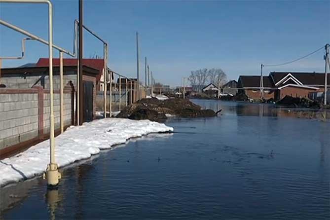 Вскрытие рек ото льда в Самарской области ожидается с 26 марта 2019 года