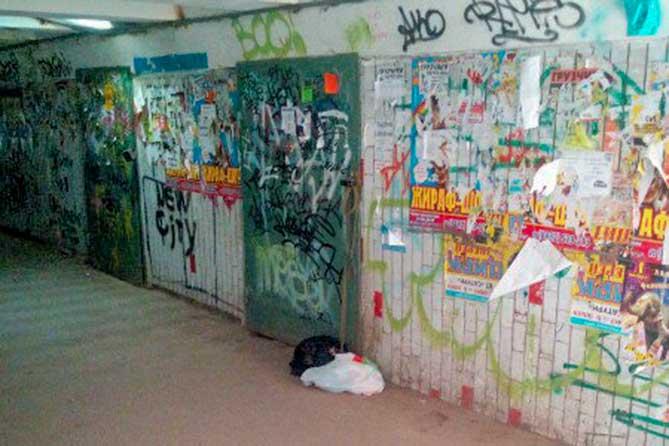 В Тольятти отремонтируют подземный переход на улице Свердлова