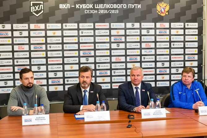 Главный тренер ХК «Лада» объяснил неудовлетворительные итоги прошедшего игрового сезона
