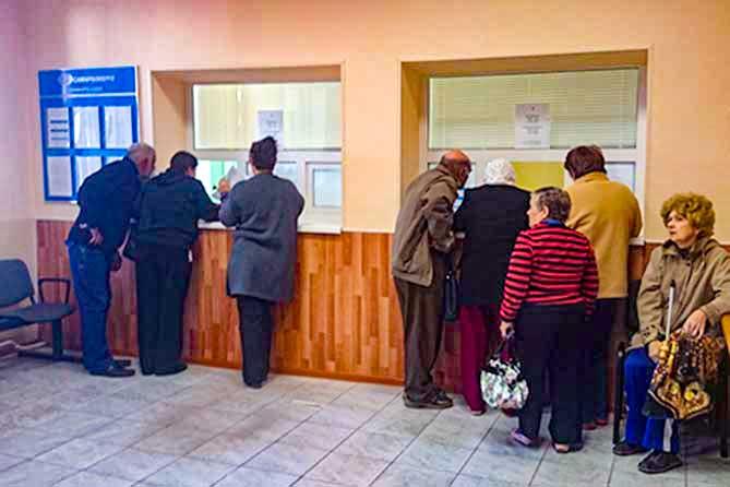 Потребитель, оказавшийся временно неплатежеспособным, может обратиться в офис Самараэнерго и решить проблему индивидуально