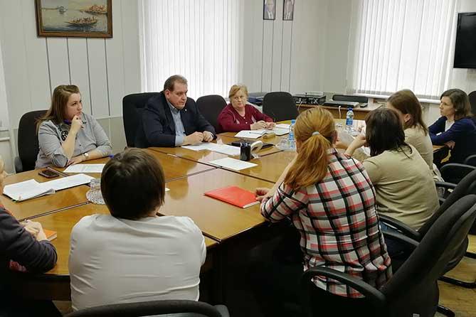 Глава Тольятти провел прием граждан по вопросу изменения родительской платы в детсадах