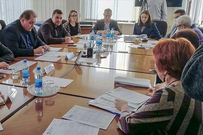 Некорректные квитанции и вывоз мусора в Тольятти: Состоялся прием жителей