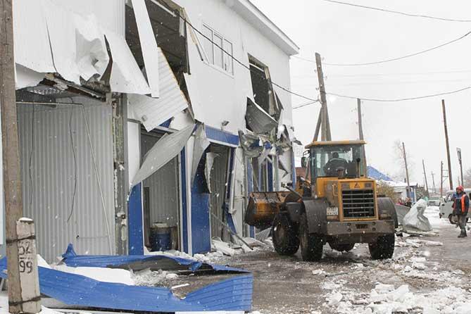 Новый порядок сноса самовольных построек на территории Тольятти