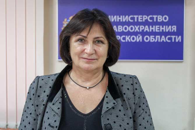 Заместитель министра здравоохранения Самарской области Татьяна Сочинская проведет прием в Тольятти 3 апреля 2019 года