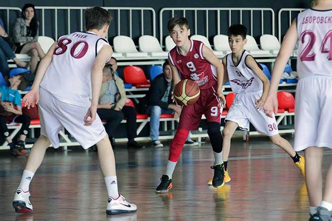 В Тольятти 31 марта 2019 года стартует баскетбольный турнир для юношей