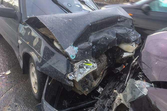 В Тольятти на Автозаводском шоссе нетрезвый водитель выехал на «встречку»