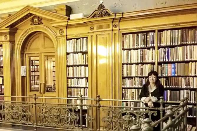 Почему в английских библиотеках очереди