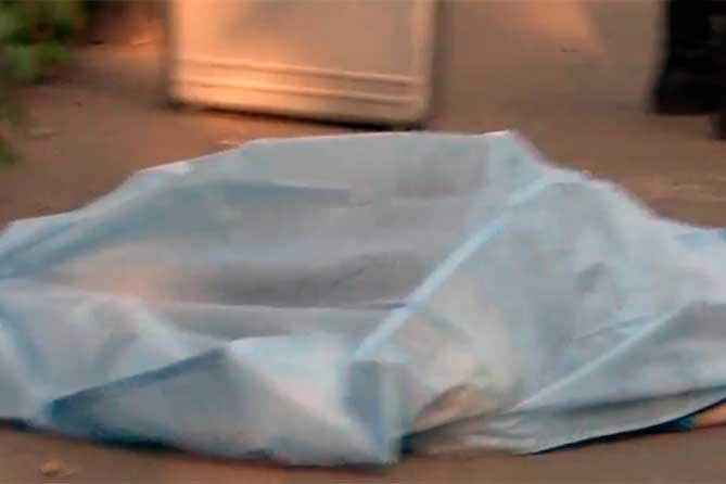 Убийство в окрестностях Тольятти: Он упал, изо рта пошла пена