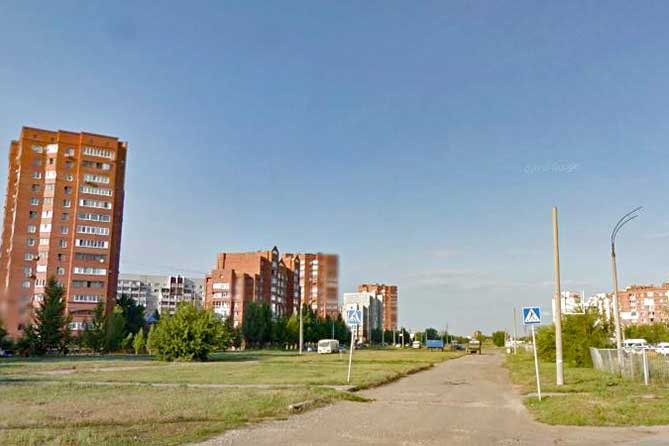 О строительстве автодороги на улице Офицерской в Тольятти
