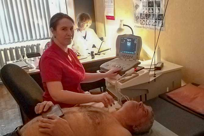Мужчины в Тольятти проверили свое здоровье 23 марта 2019 года