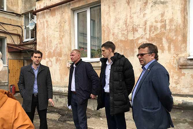Устранение фондом капитального строительства многочисленных нарушений в Тольятти: Однозначного ответа нет