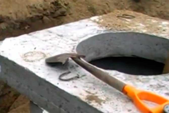 Бытовые стоки в новых зданиях Тольятти будут сливаться в выгребные ямы