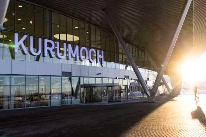 Вылеты из аэропорта Курумоч на российские курорты 2019