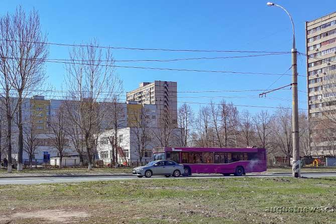 Дополнительные автобусы в День поминовения усопших 7 мая 2019 года в Тольятти