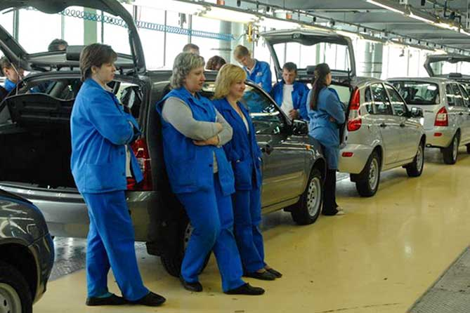 АВТОВАЗ: Каждому члену профсоюза АСМ будет выплачиваться материальная помощь в размере 5000 рублей