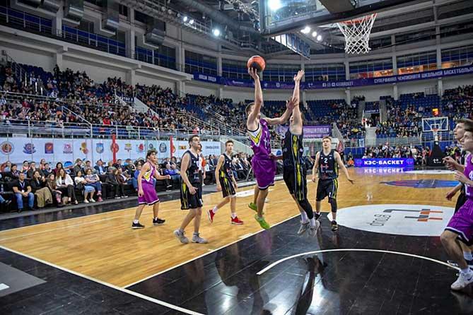 Суперфинал 2019 Всероссийской школьной баскетбольной лиги прошел в Тольятти