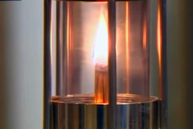 Благодатный огонь из Иерусалима прибудет 28 апреля 2019 года в Жигулевск
