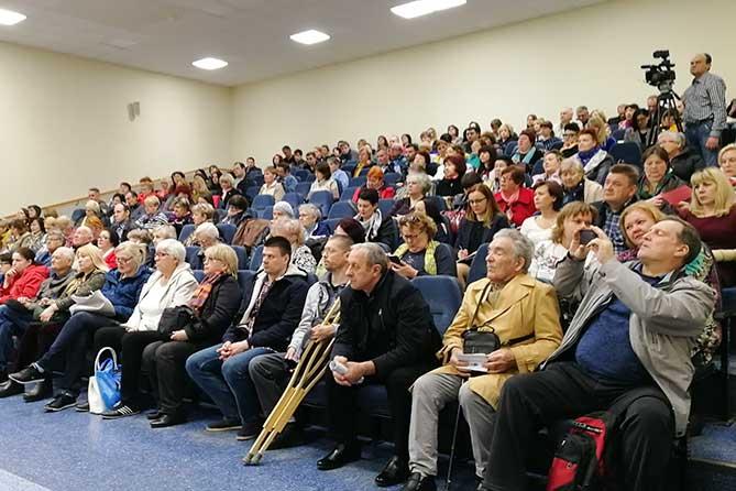 В Тольятти прошел «День «цифры»: Горожане смогли задать свои вопросы о цифровом телевидении