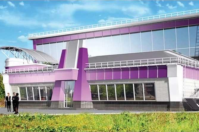 В Тольятти началось строительство физкультурно-спортивного комплекса «Союз»