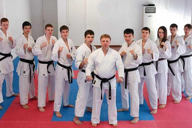 «Поволжская Академия Боевых Искусств» из Тольятти — лучшая школа боевых искусств России