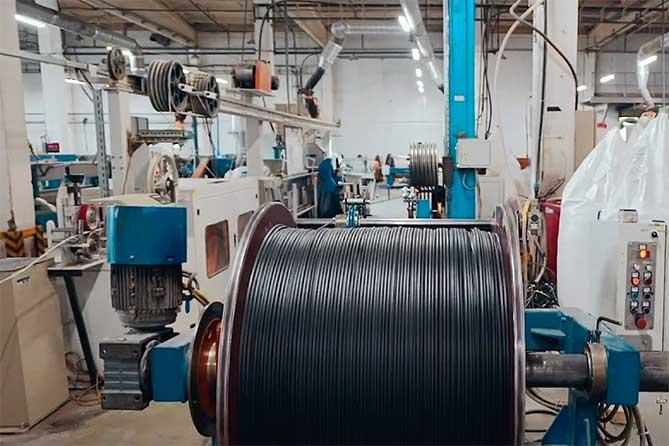 Завод по производству кабельно-проводниковой продукции в Тольятти: Новые рабочие места