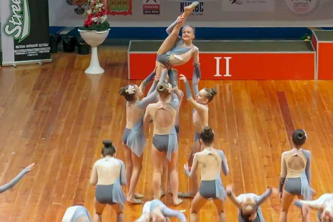 16-04-2019: Поздравляем спортсменов по Чир спорту из Тольятти!