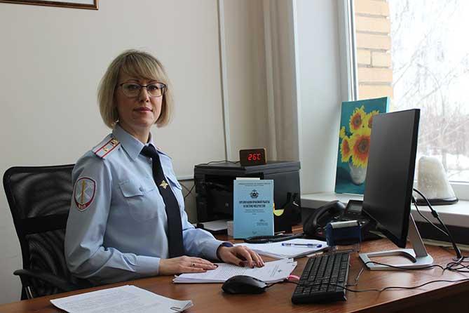 Сотрудники правового отделения У МВД России отмечают свой профессиональный праздник 19 апреля 2019 года