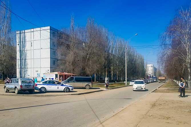 Три ребенка пострадали в Тольятти 12 апреля 2019 года