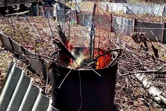 Дачники должны платить за вывоз мусора одинаково зимой, летом, осенью, весной