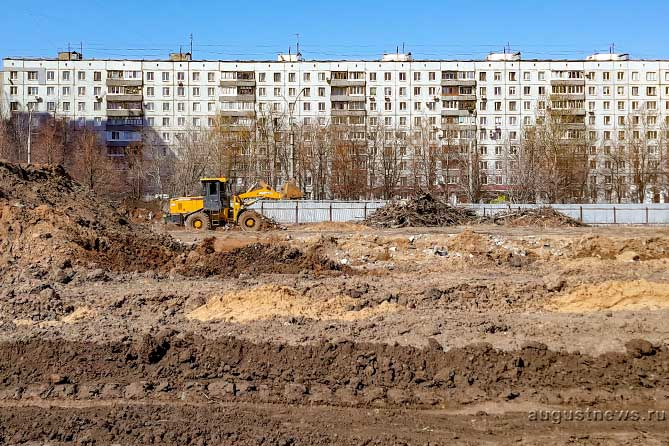 Обещают: В Тольятти сквер в честь 50-летия АВТОВАЗа должен быть сдан в 2019 году
