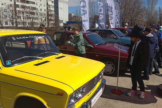 В Тольятти 19 апреля 2019 года отметили День выпуска первого автомобиля ВАЗ