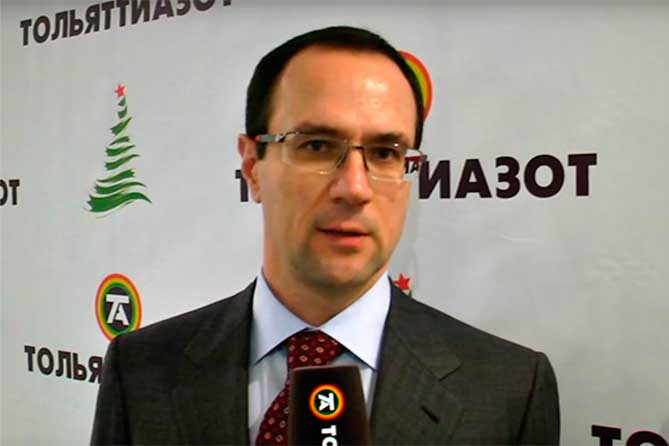 Председателем Совета директоров ПАО «ТОАЗ» 29 апреля 2019 года избран Петр Орджоникидзе