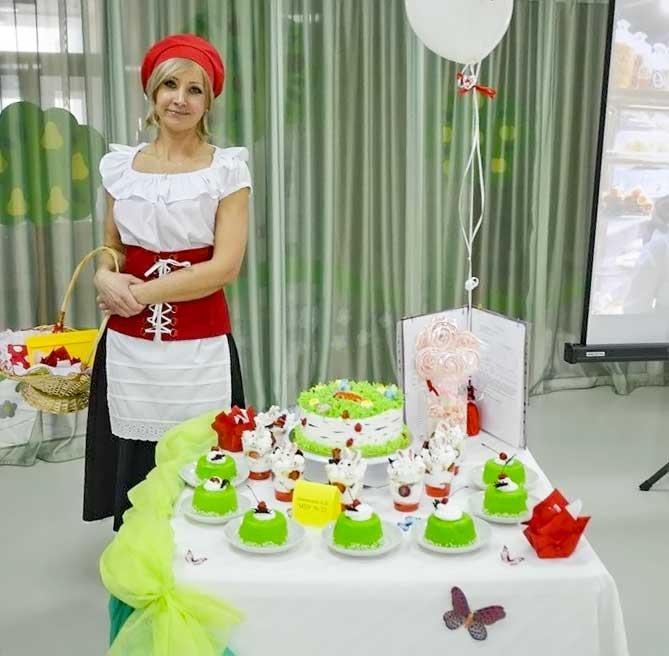 Лучший повар детского сада в Тольятти 2019