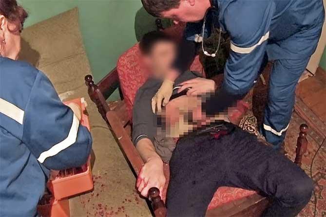 Кровавое происшествие в Тольятти: Двое мужчин и сожительница