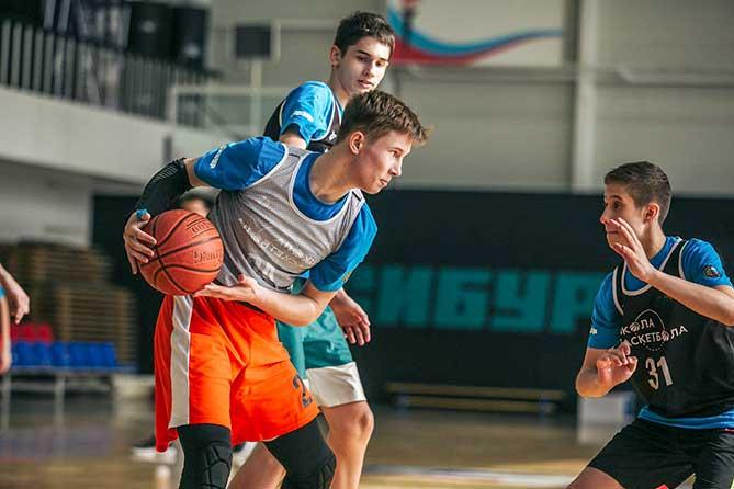 «Школа баскетбола СИБУРа» начинает новый сезон в Тольятти 28 и 29 апреля 2019 года