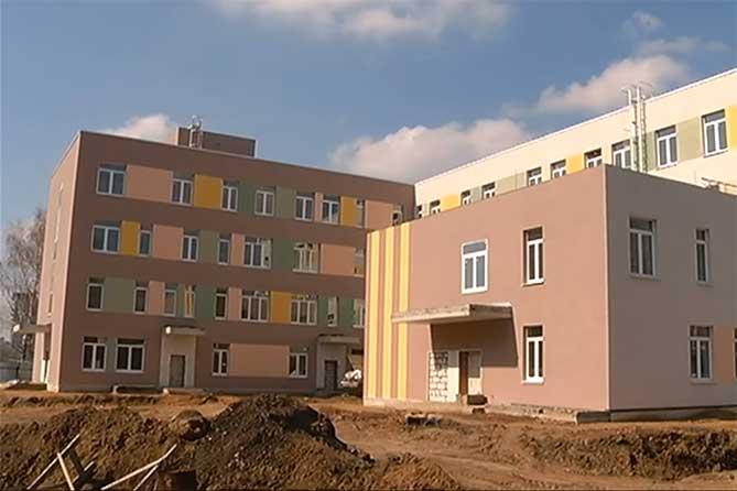 Для детей следующих кварталов Автозаводского района Тольятти: 12, 13, 14, 17, 14А-Б и 17А