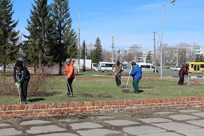 Тольяттинцев приглашают поучаствовать в общегородских субботниках 20 и 27 апреля 2019 года