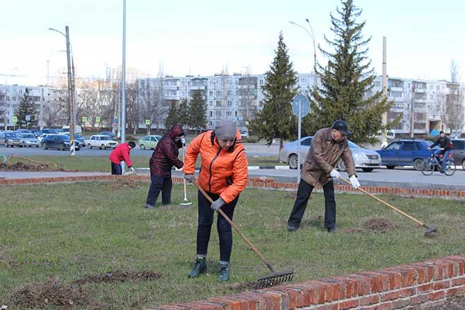 Жителей Тольятти приглашают на городские субботники 20 и 27 апреля 2019 года