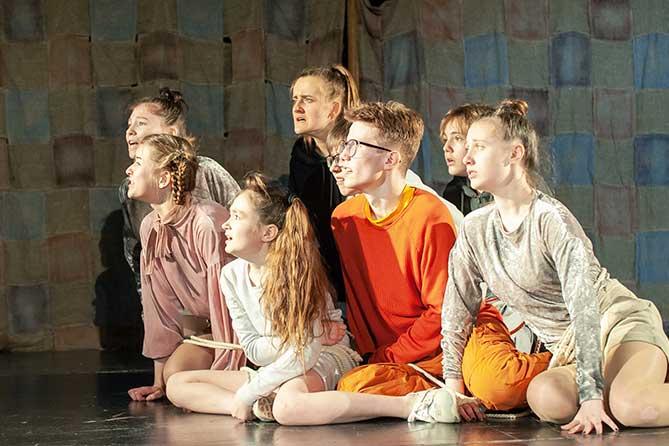 Детская театральная студия «Премьера» при театре Колесо в Тольятти получила «Гран-при»