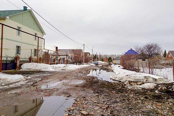 Обстановка в селе Тимофеевка стабилизировалась