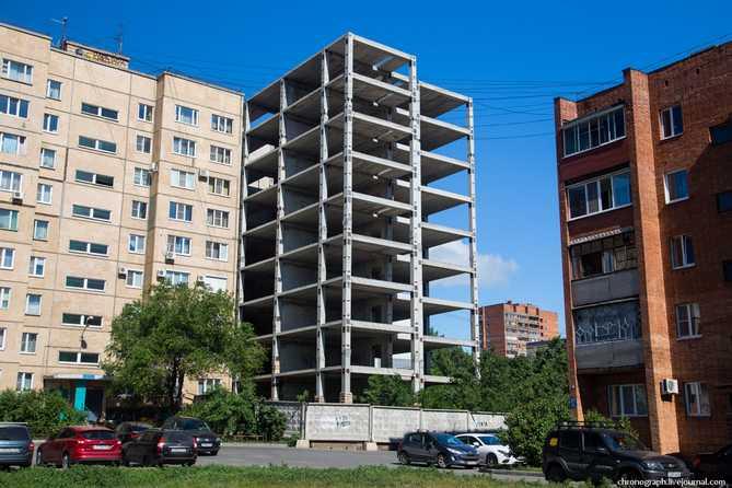 В Тольятти продолжается поиск инвесторов, способных завершить строительство проблемных домов