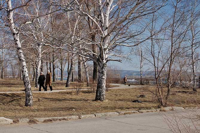 Погода в Тольятти с 9 по 12 апреля 2019 года