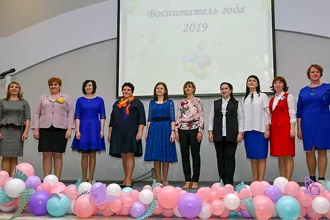 Ирина Морозова из Тольятти стала лучшим воспитателем в Самарской области 2019