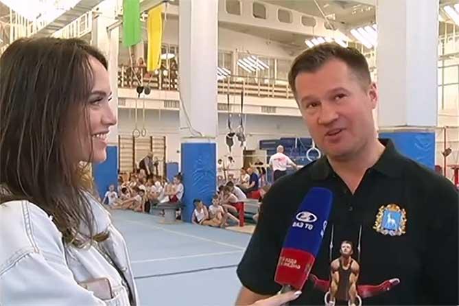 В Тольятти прошел очередной мастер-класс Алексея Немова